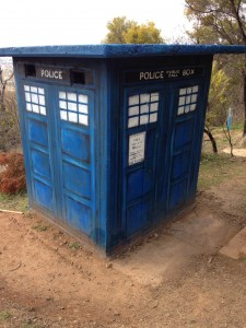 Red Hill Tardis